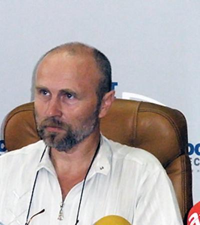 Владимир Островский.