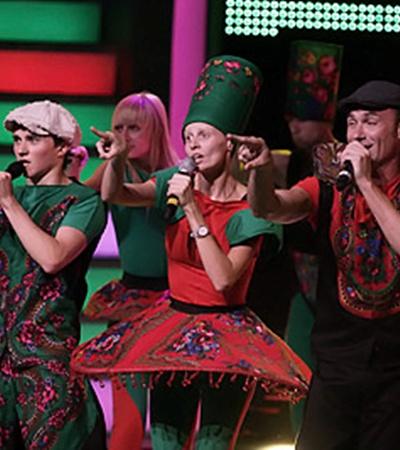 Одни из самых ярких участников: Дмитрий Коноваленко, Юлия Домашец и Виталий Таганов.