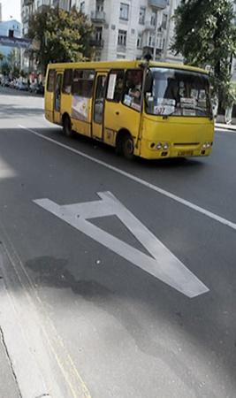 Отведут отдельные полосы для проезда пассажирского транспорта и машин экстренных служб.