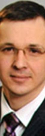 Ректор Международного христианского университета Алексей Олесюк.
