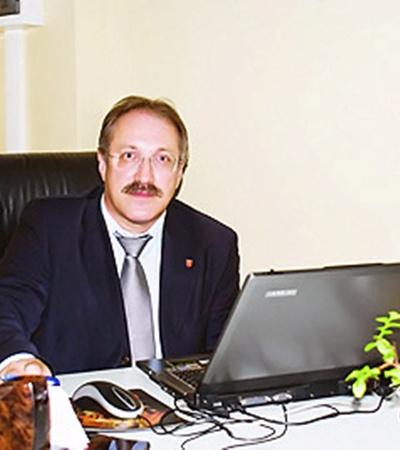 Генеральный директор издательской группы BHV Александр Поляков.