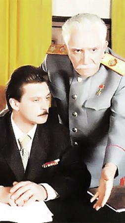 Сталин в фильме «Звезда эпохи».