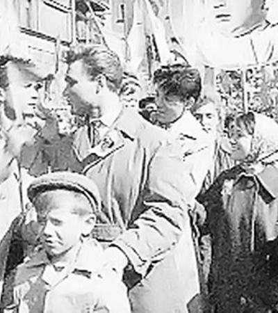 «Застава Ильича», 1962.