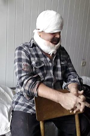 Водитель микроавтобуса 50-летний Юрий Лукьянченко.