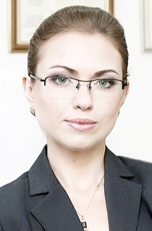 Александра Павленко, руководитель Экспертной комиссии по правовым вопросам и судебной реформе в партии Сергея Тигипко «Сильная Украина».