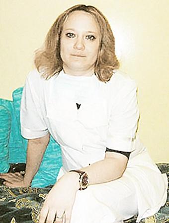 Сразу после медучилища Лилия пошла работать в детскую больницу.
