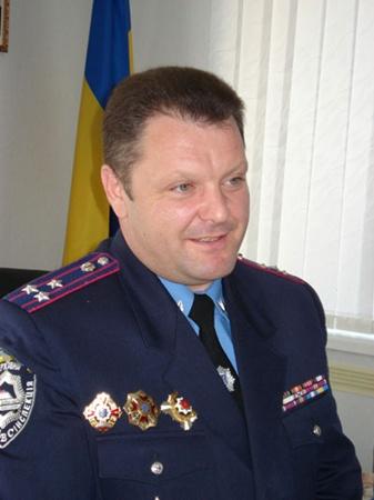 Владимир ЗАГИНАЙЛО, начальник ГАИ Крыма: