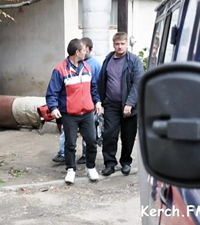 Их доставили в городскую больницу имени Пирогова.