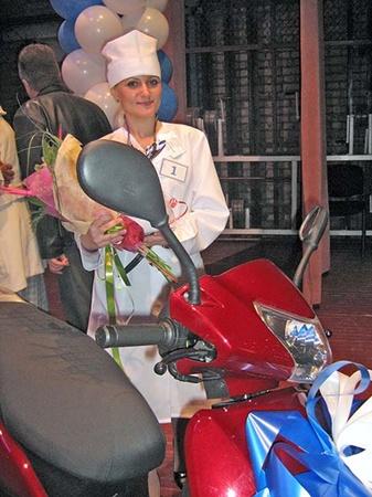 Ольга Дрыга стала членом семьи для полутора тысяч своих пациентов.Фото автора.