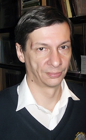 Антон Горский.