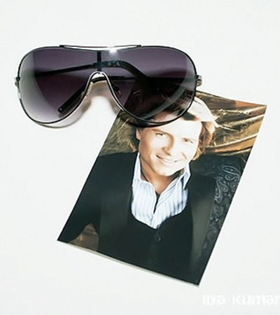 Солнцезащитные очки от Николая Баскова.