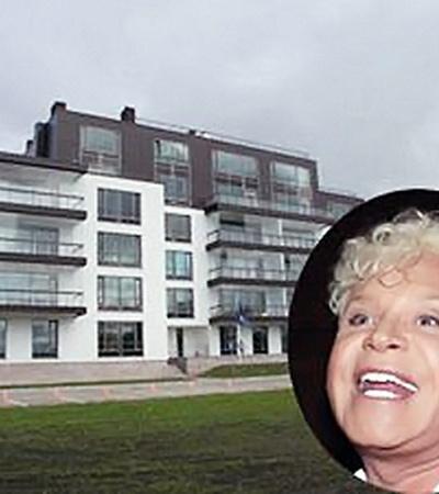 Квартиру в этом элитном доме в Юрмале артист Борис Моисеев не решился продать даже в кризис.