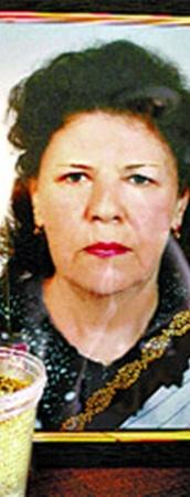 Это фото Нины Павловны сделано за несколько месяцев до ее смерти.
