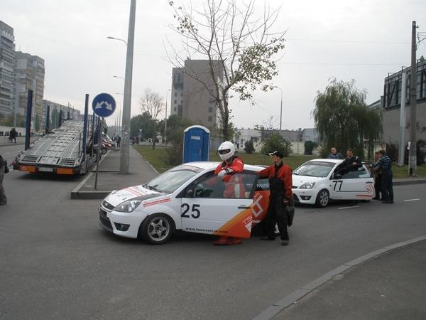 Для одесситов гонки всегда были актуальными. Фото Инна Ищук.