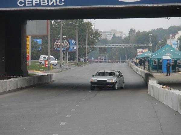 Чемпионат по кольцевым гонкам в Одессе проводится во второй раз. Фото Инна Ищук.