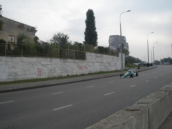 Больше всего на чемпионате привлекали взгляд эффектные «Даллары» «Формула -3». Фото Инна Ищук.