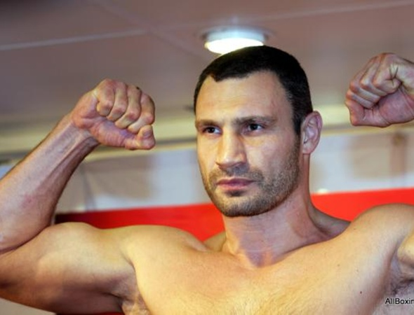 Виталий Кличко. Фото с сайта allboxing.ru