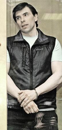 Киллер Алексей Шерстобитов (Леша Солдат) с виду вполне интеллигентный человек.