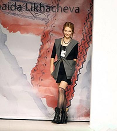 Став модельером, Зинаида Лихачева решила для себя проблему собственного гардероба.