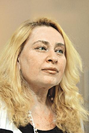 Психиатр Тина Берадзе.