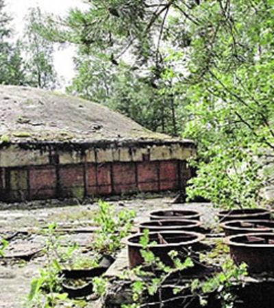 В советские времена латвийцы даже не догадывались о существовании шахты.