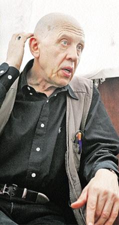 В продолжении «Бригады» Валерий Сергеевич сыграл криминального авторитета.