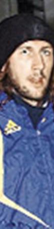 Чигринский представляет в сборной «горняцкую» линию защиты.