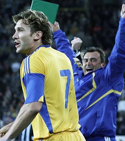 Андрей Шевченко - лицо Евро-2012, его место в заявке сомнению не подвергается, даже несмотря на солидный возраст капитана нашей сборной.