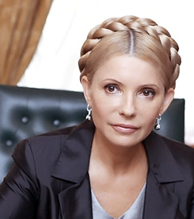 Тимошенко не верит в рассказы власти о стабильности экономики.