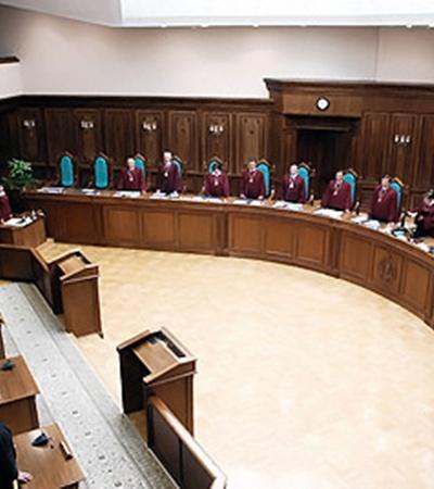 Последствия отмены политреформы Конституционным судом будет изучать европейские эксперты.