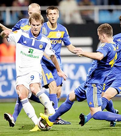 Ярмоленко весело отпраздновал день рождения, забив голы «Волыни».