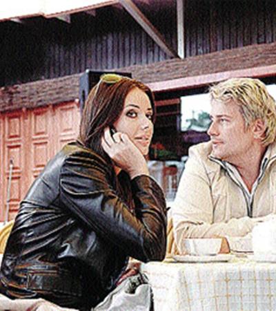 Роман Оксаны и Николая длится год. И Федорова уже созрела для материнства...
