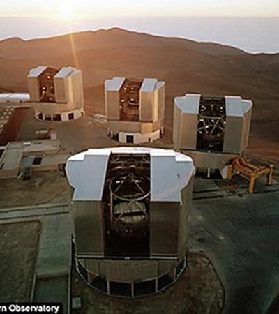 Европейская южная обсерватория, телескопы которой позволили заглянуть на край мироздания.