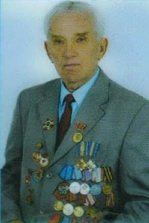 Николай Григорьевич Сердюк