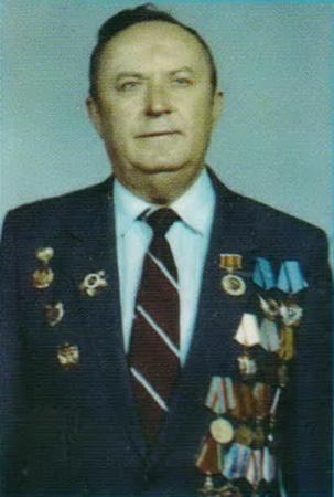 Владимир Григорьевич Иванов