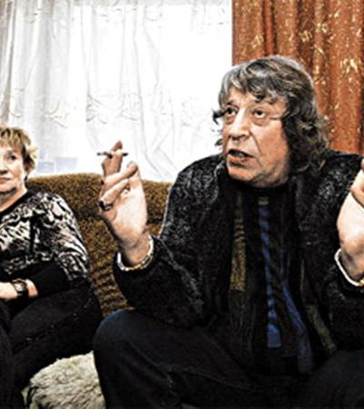 Генеральный директор Киевского цирка Владимир Шевченко и его жена Людмила всю жизнь провели на арене с хищниками.