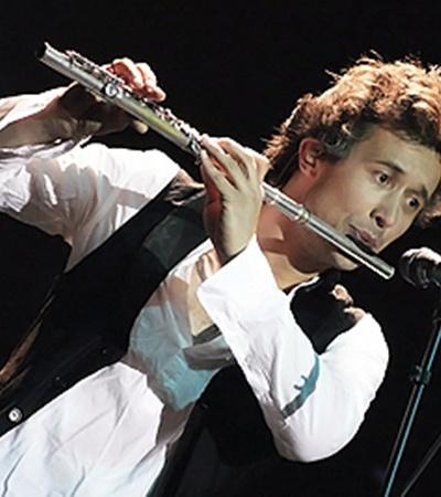 Сергей Бабкин – в Харькове на фестивале «Импульс» Фото Павла ДАЦКОВСКОГО.