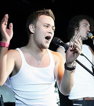 Российское вокальное трио Jukebox Фото Павла ДАЦКОВСКОГО.