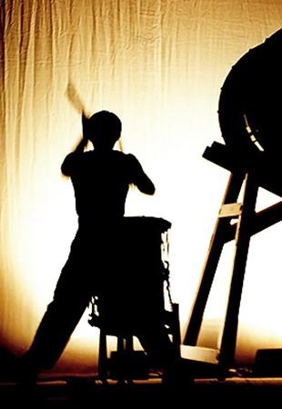 «Ямато» – барабанщики из страны восходящего солнца Фото Павла ДАЦКОВСКОГО.