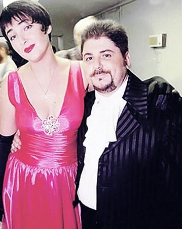 С Александром Цекало у Лолиты был самый долгий дуэт.