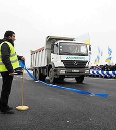 Украинские дороги за два года станут европейскими!