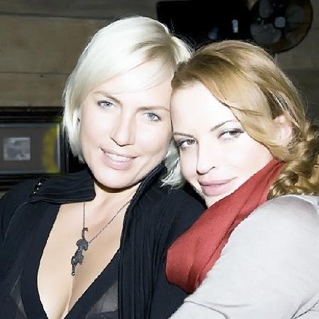 Ольга Родинова и Наталья Рогозина.