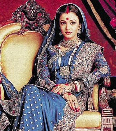 «Мисс Мира-1994» и кинозвезда Айшвария Рай вновь признана самой сексуальной индианкой.