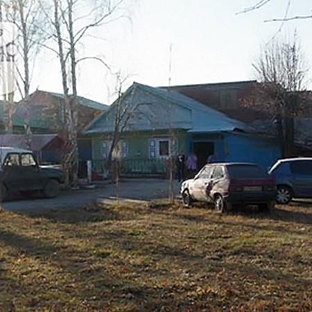 Дом, где жили братья Козаевы.