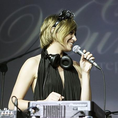 Gorchitza доверилась советам DJ Паши. Фото Павла ДАЦКОВСКОГО.