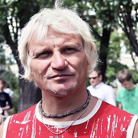 Олег Скрипка застал «Beatles» на пике карьеры. Фото Павла ДАЦКОВСКОГО.