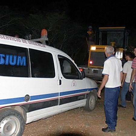 К месту ЧП выехали бригады «Скорой помощи», пожарные и полиция.