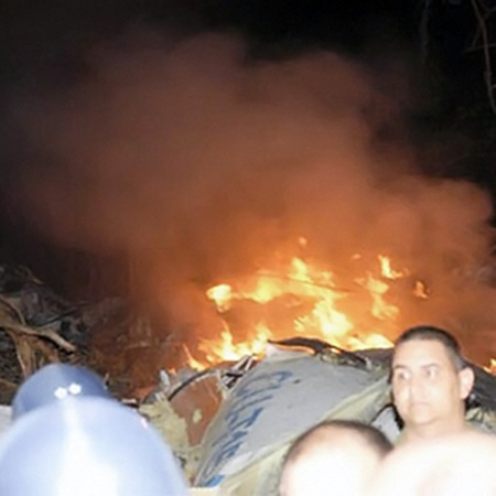 Выжить в авиакатастрофе не удалось никому.