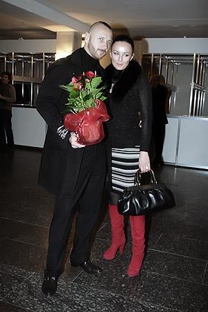 Рэпер Ларсон с экс-сурпругой Нестора Шуфрича Натальей Вороной подозрительно часто стали появляться на людях вместе.