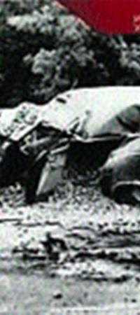 Машина Петра Машерова была не только смята, но и завалена картошкой из кузова грузовика.